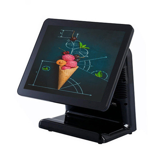Touch Screen Pos With Plastic Housing , High Performance Point Of Sale Equipment